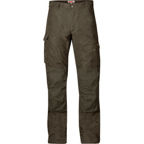 Fjällräven Barents Pro Trousers Men Regular dark olive-dark olive